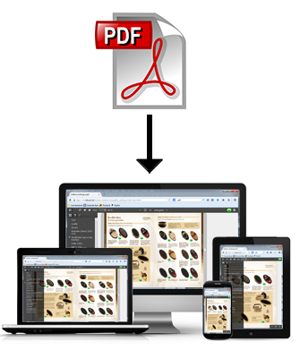 pdf to html5 flipbook | pdf to flipping book
